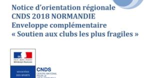 CNDS – Enveloppe complémentaire pour les clubs les plus en difficulté