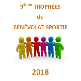 Trophées du bénévolat sportif 2018