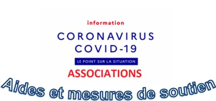 Crise sanitaire Covid-19 : Les aides et mesures de soutien pour le mouvement sportif