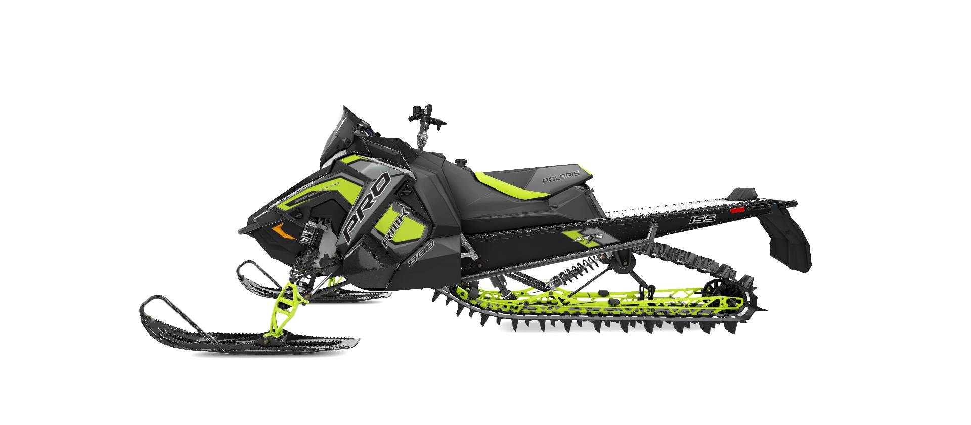 New Polaris 800 Pro Rmk 155 Snowcheck Select 3 0