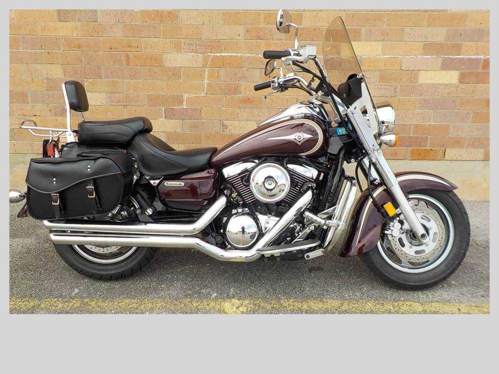 medium resolution of 2005 kawasaki vulcan 1600 classic in san antonio texas photo 1