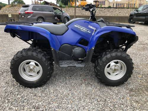 small resolution of 2011 yamaha grizzly 700 fi auto 4x4 eps in tarentum pennsylvania photo 1