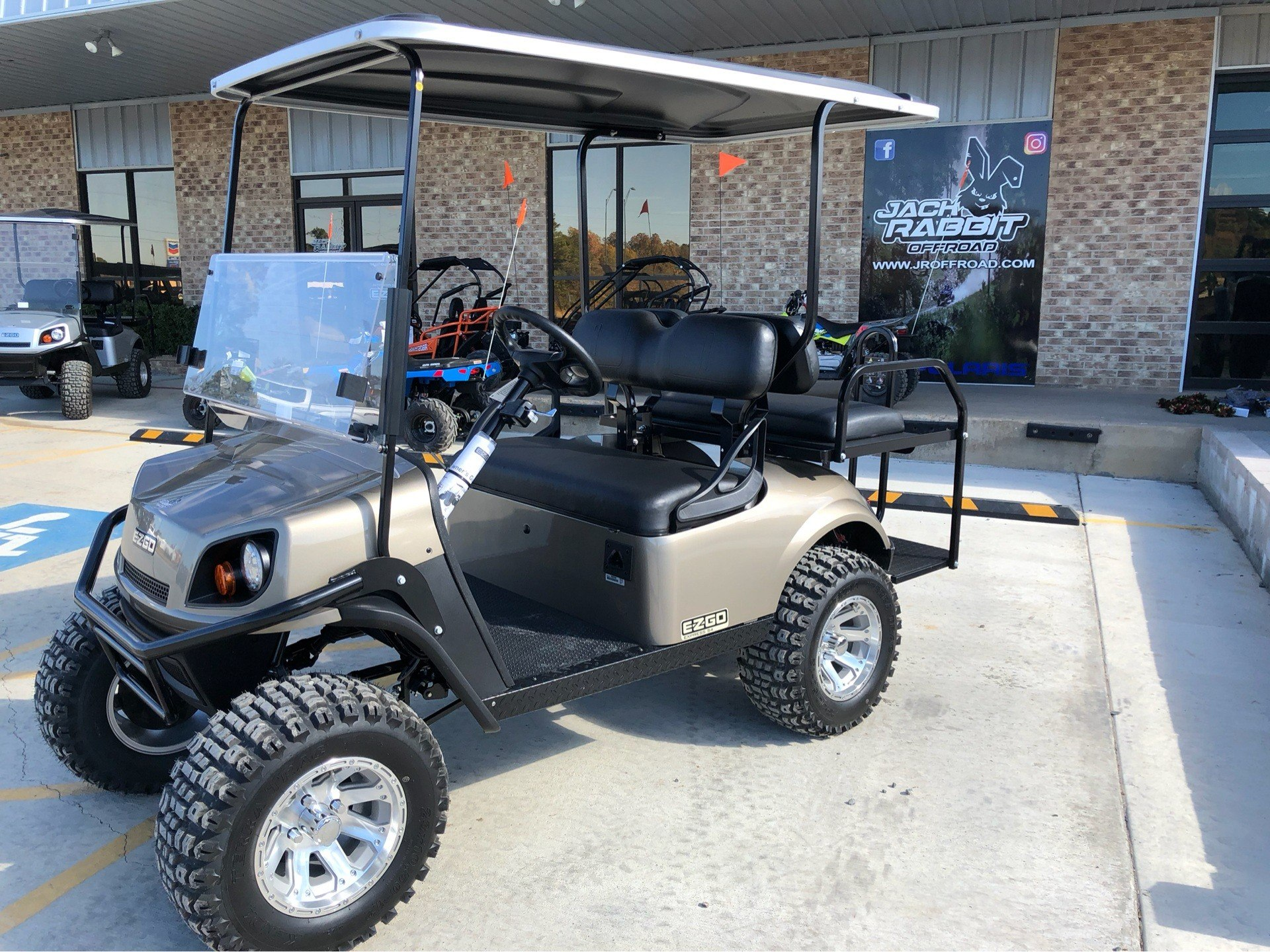 hight resolution of 2019 e z go express s4 electric in marshall texas photo 1