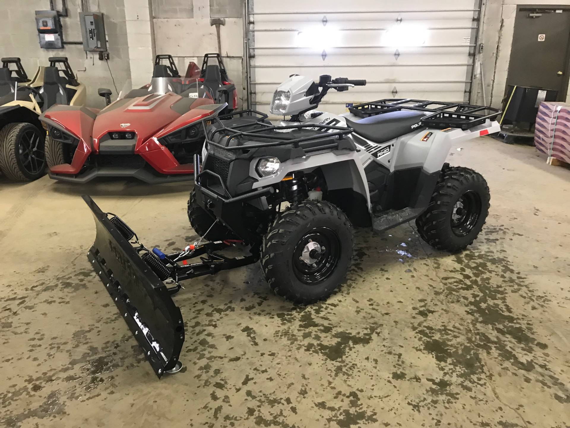 hight resolution of  wiring schematic on polaris new 2019 polaris sportsman 450 h o utility edition atvs in