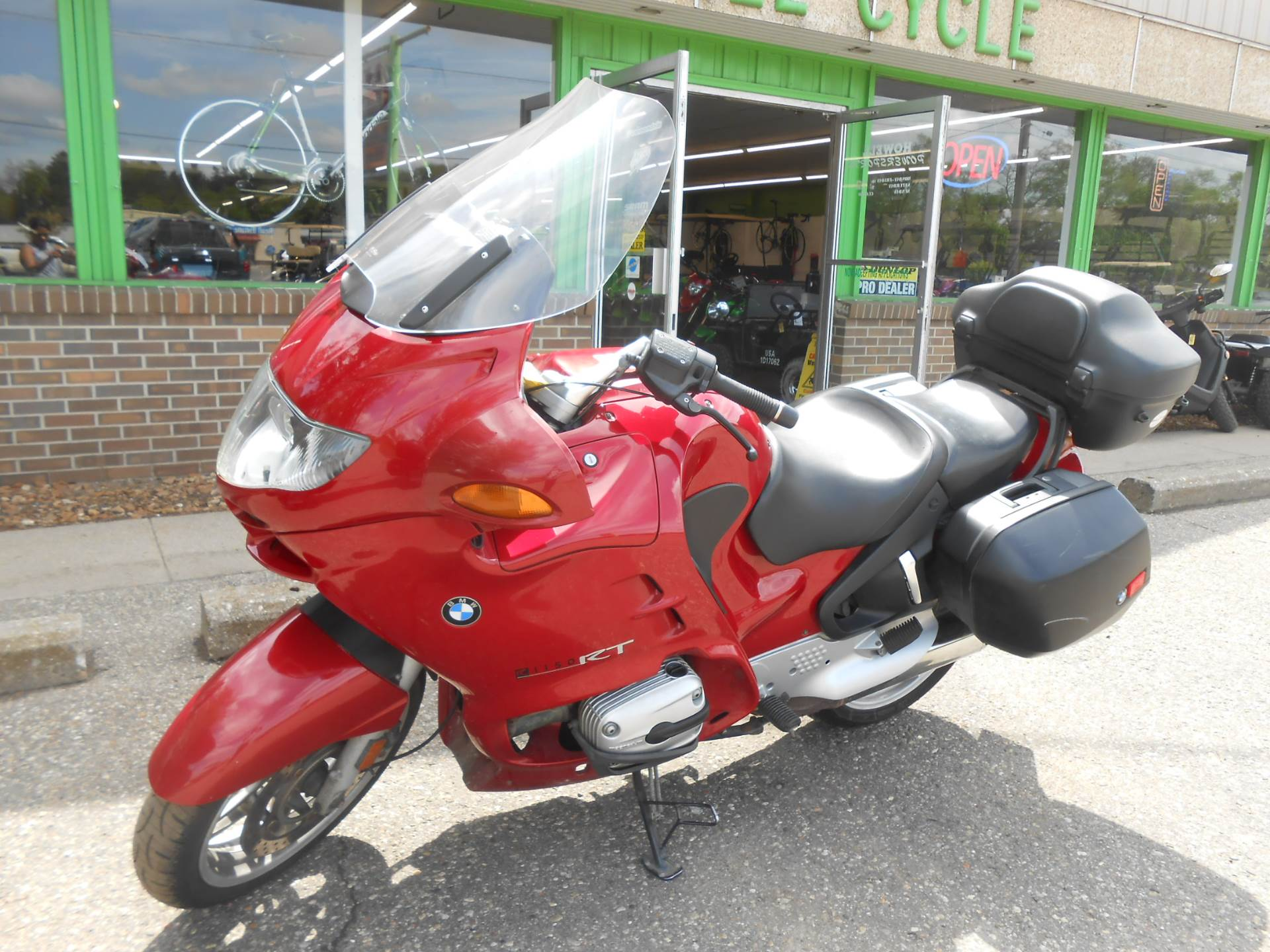 hight resolution of 2004 bmw r 1150 rt abs in howell michigan