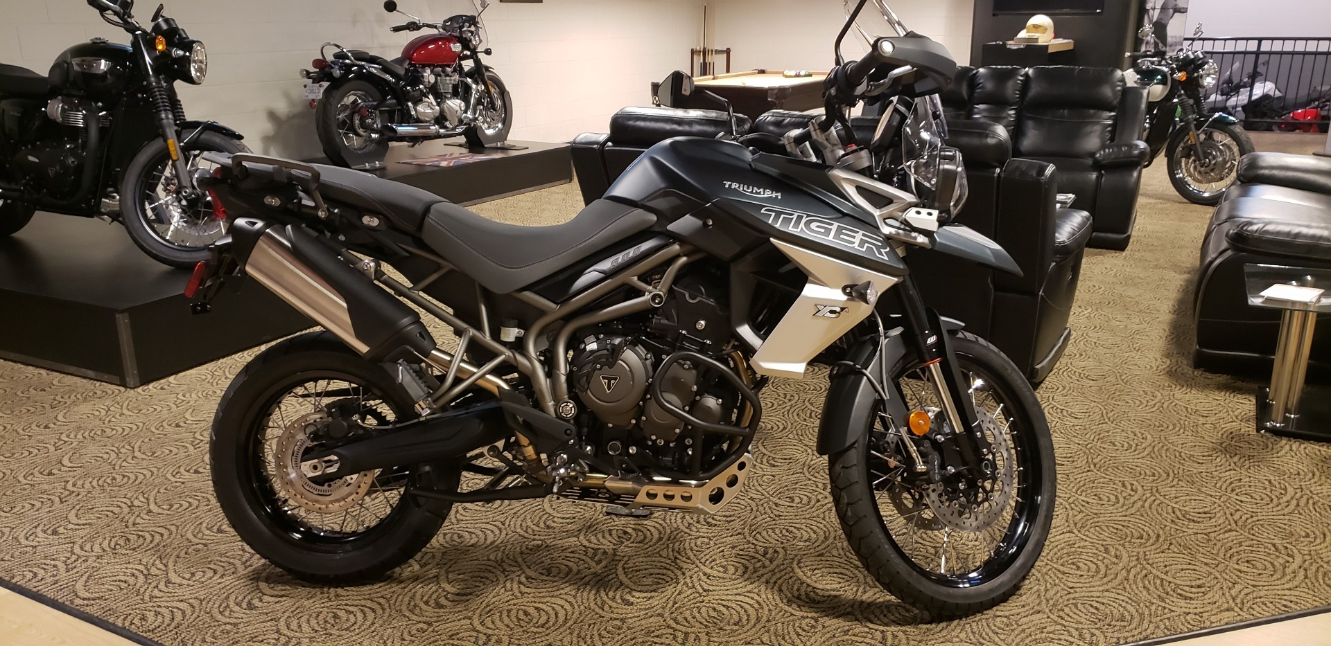 hight resolution of 2019 triumph tiger 800 xca in shelby township michigan photo 1