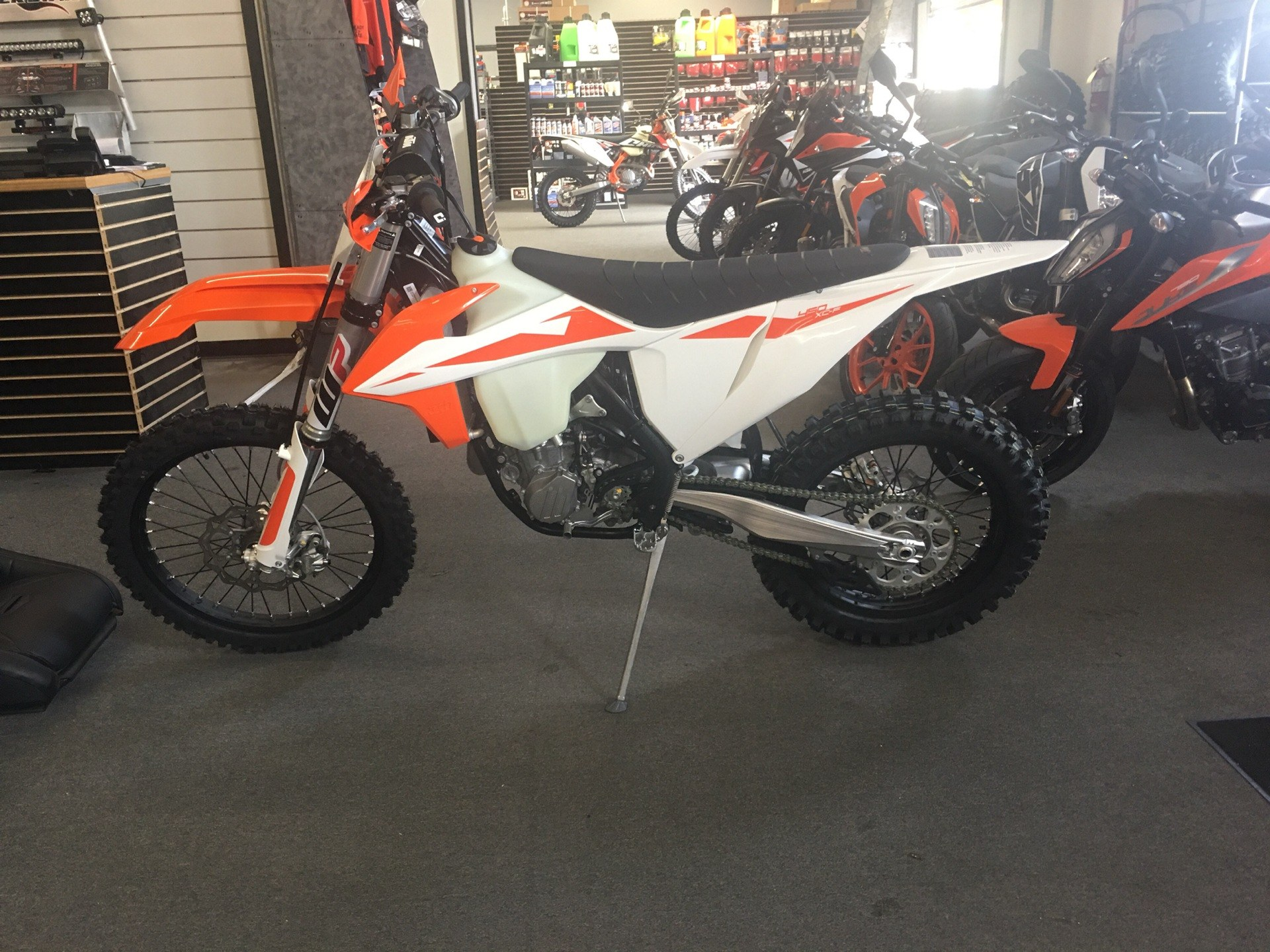 hight resolution of 2019 ktm 450 xc f in paso robles california photo 1
