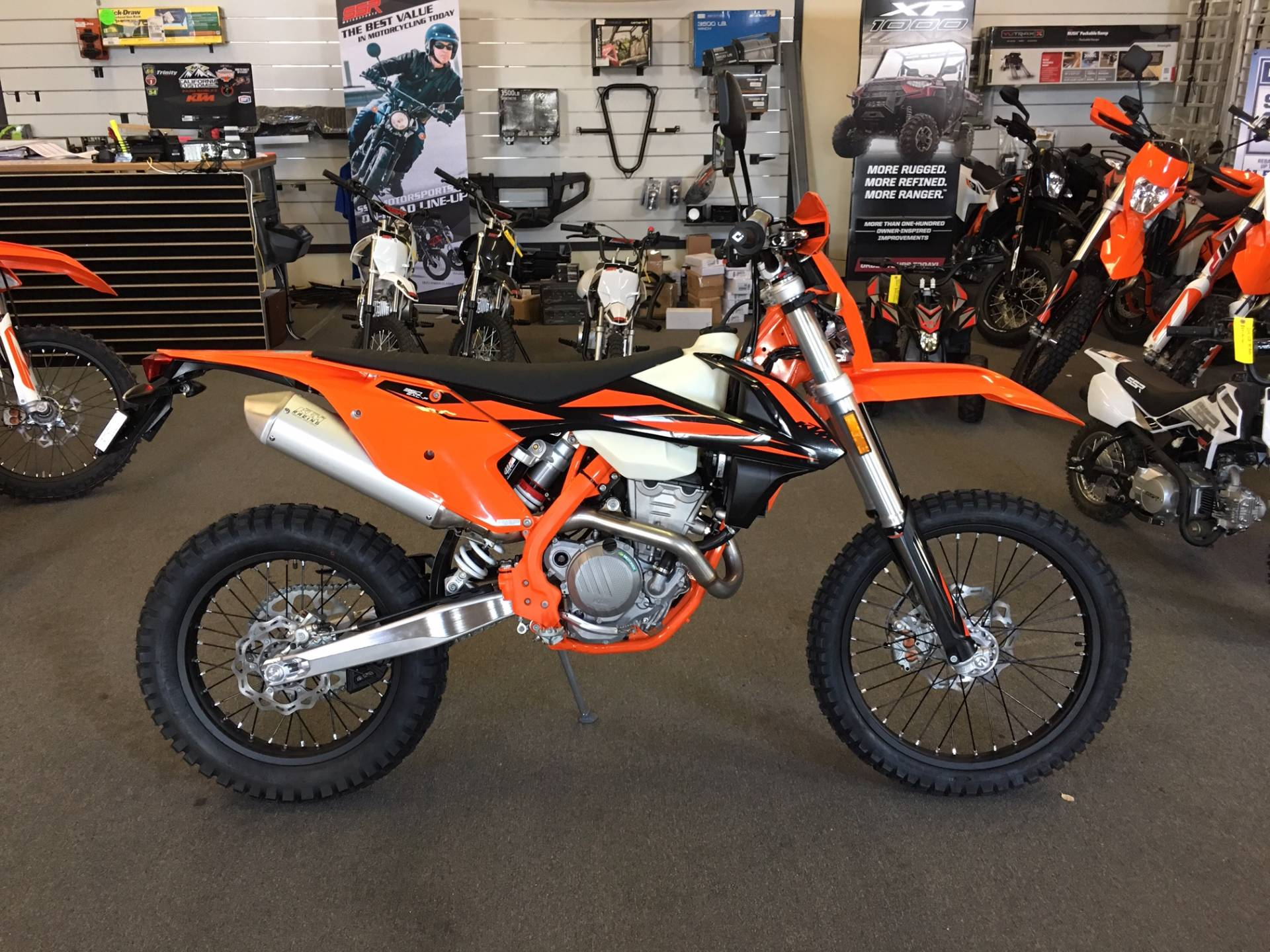 hight resolution of 2019 ktm 350 exc f in paso robles california photo 1
