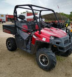 2013 polaris ranger 800 eps sunset red le in berlin wisconsin photo 1 [ 1440 x 1920 Pixel ]