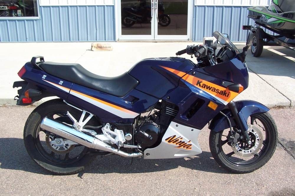 medium resolution of 2005 kawasaki ninja 250r in yankton south dakota photo 1