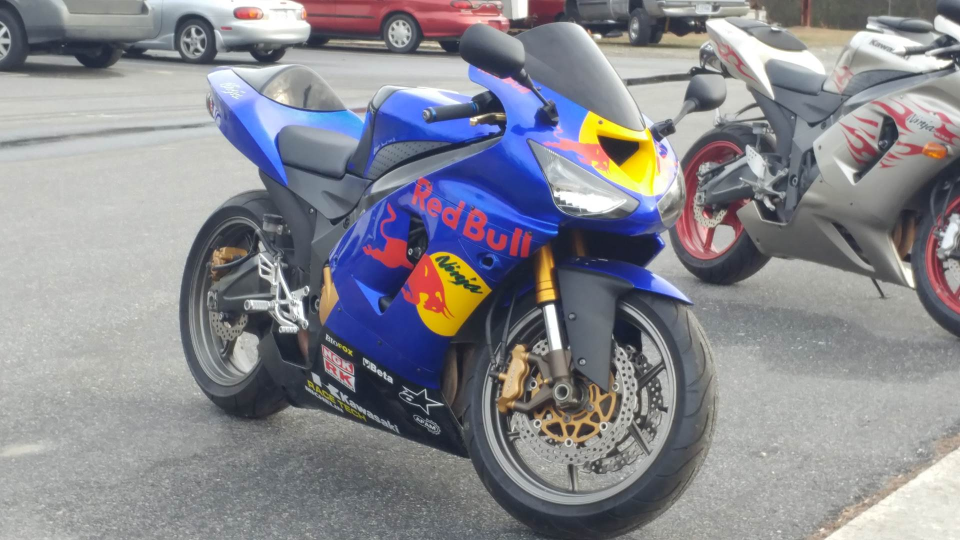 hight resolution of 2005 kawasaki ninja zx 6r in hayes virginia photo 3