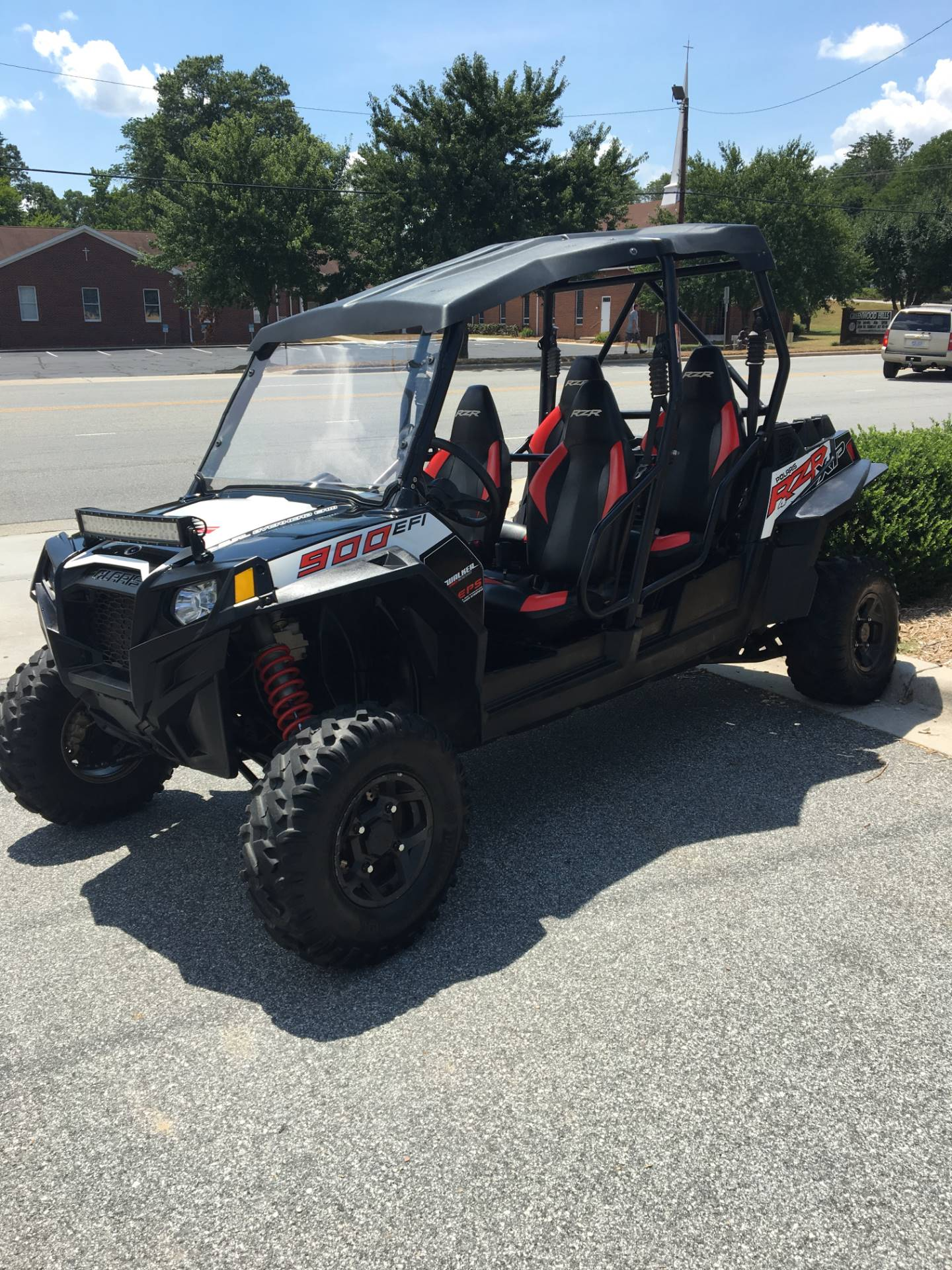hight resolution of 2013 polaris rzr xp 4 900 eps le in high point north carolina