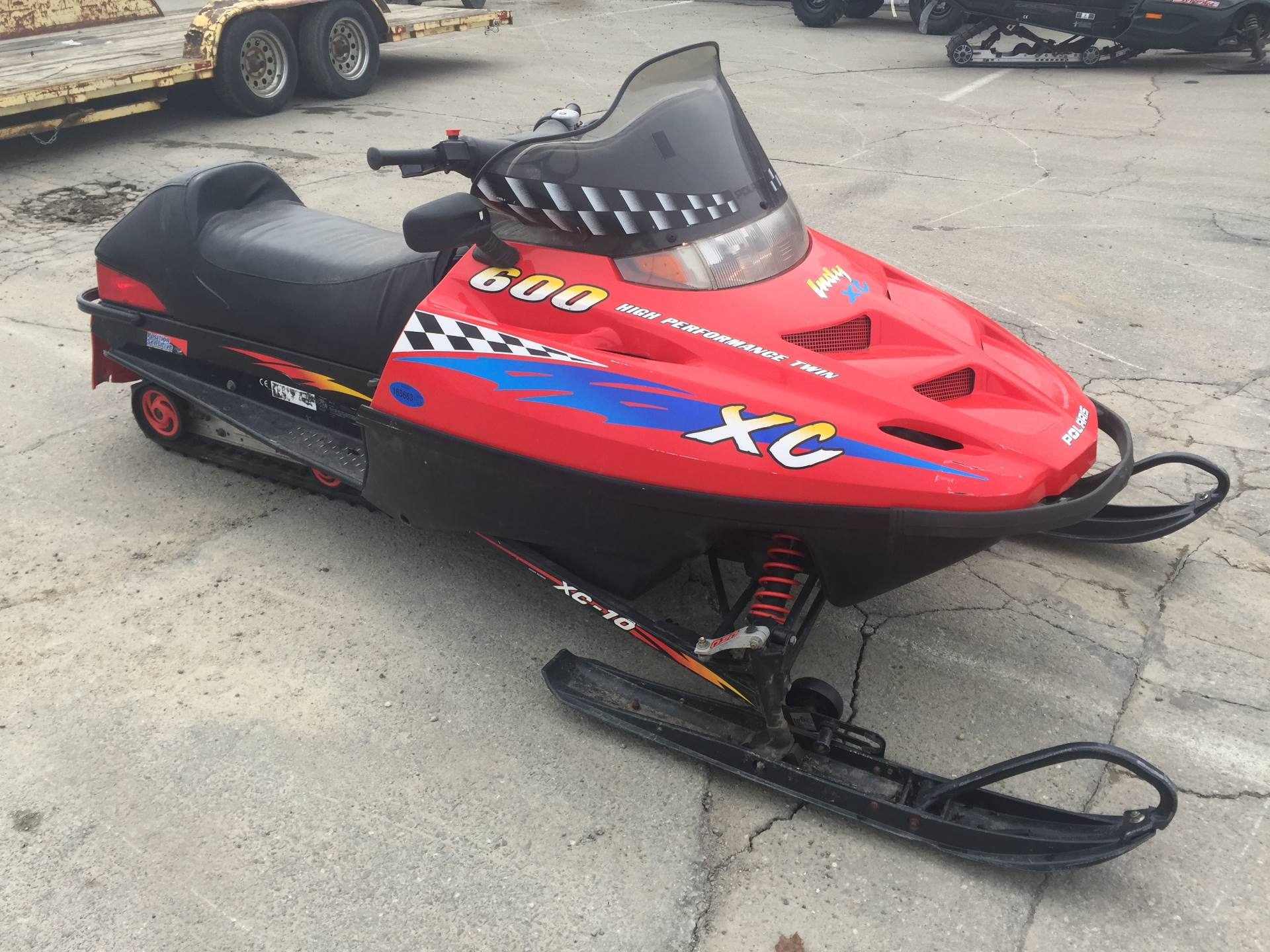 hight resolution of 1999 polaris indy 600 xc in unity maine photo 1