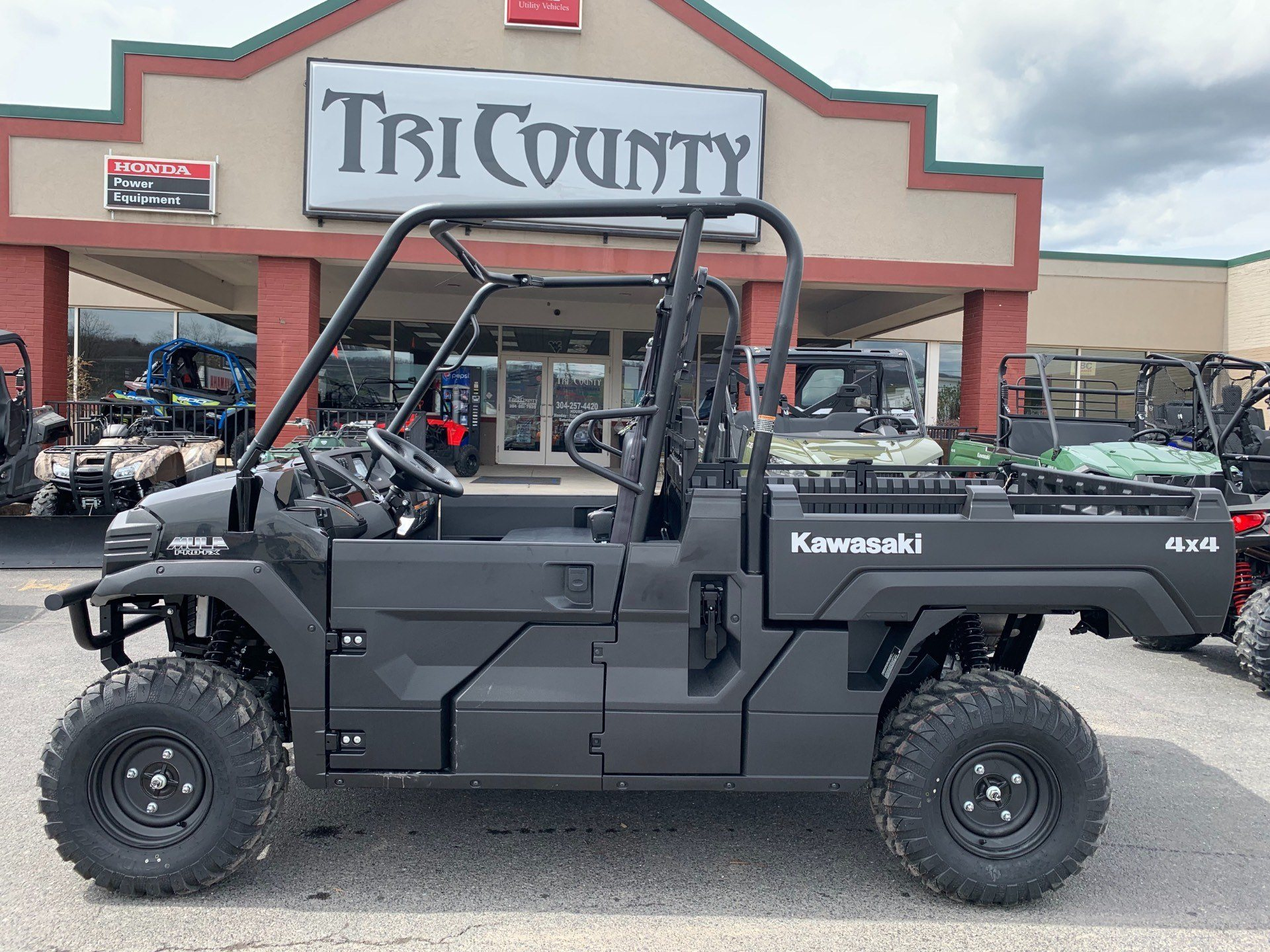 hight resolution of 2019 kawasaki mule pro fx in petersburg west virginia photo 1