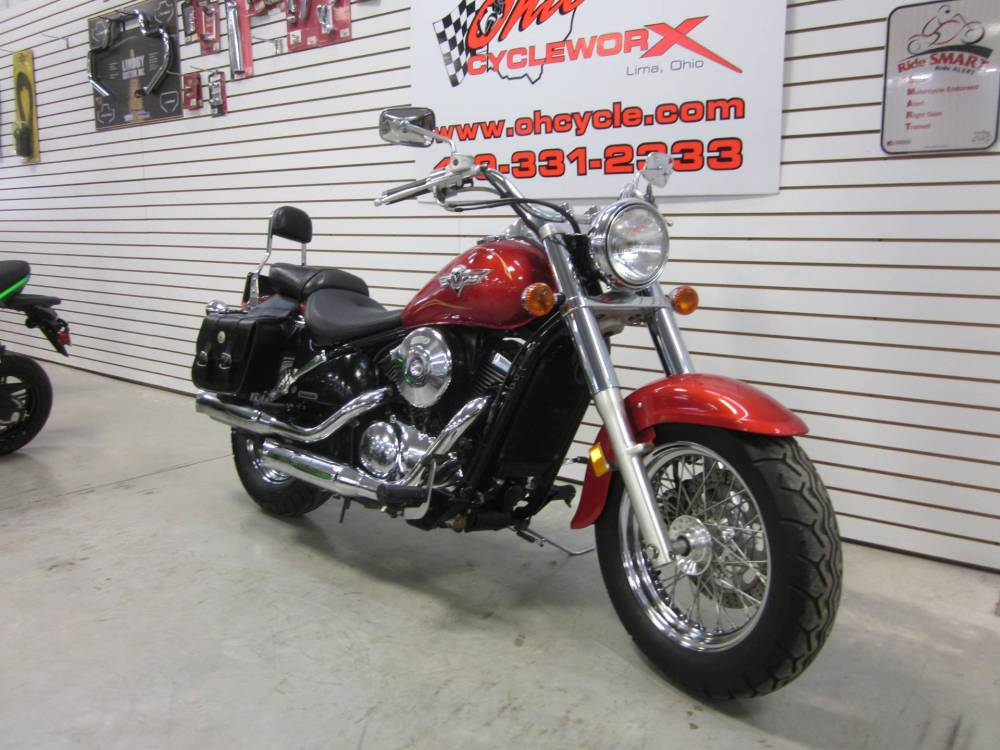medium resolution of 2005 kawasaki vulcan 800 classic in lima ohio photo 1