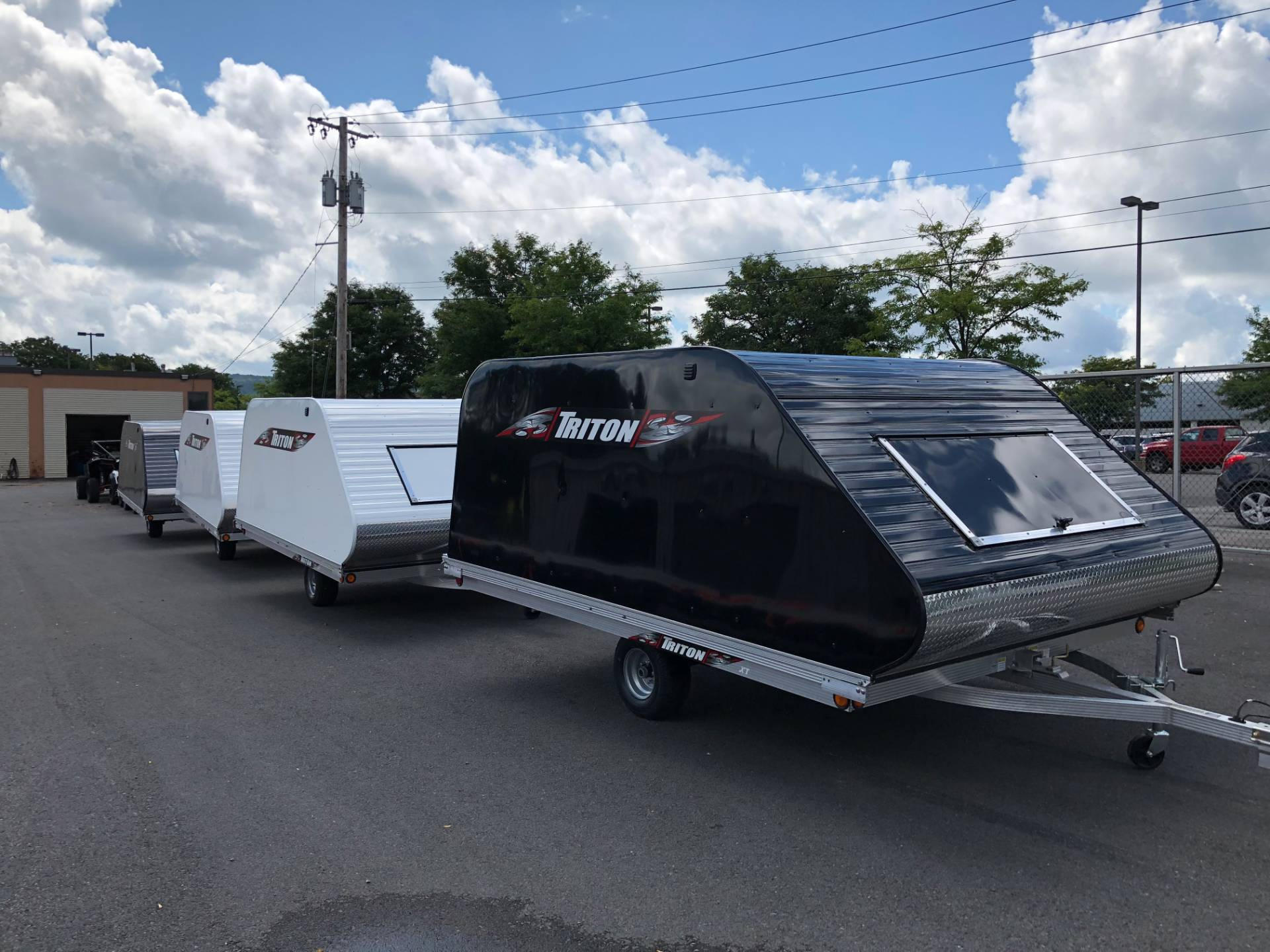 hight resolution of 2018 triton trailers xt11 101 sq in herkimer new york photo 1