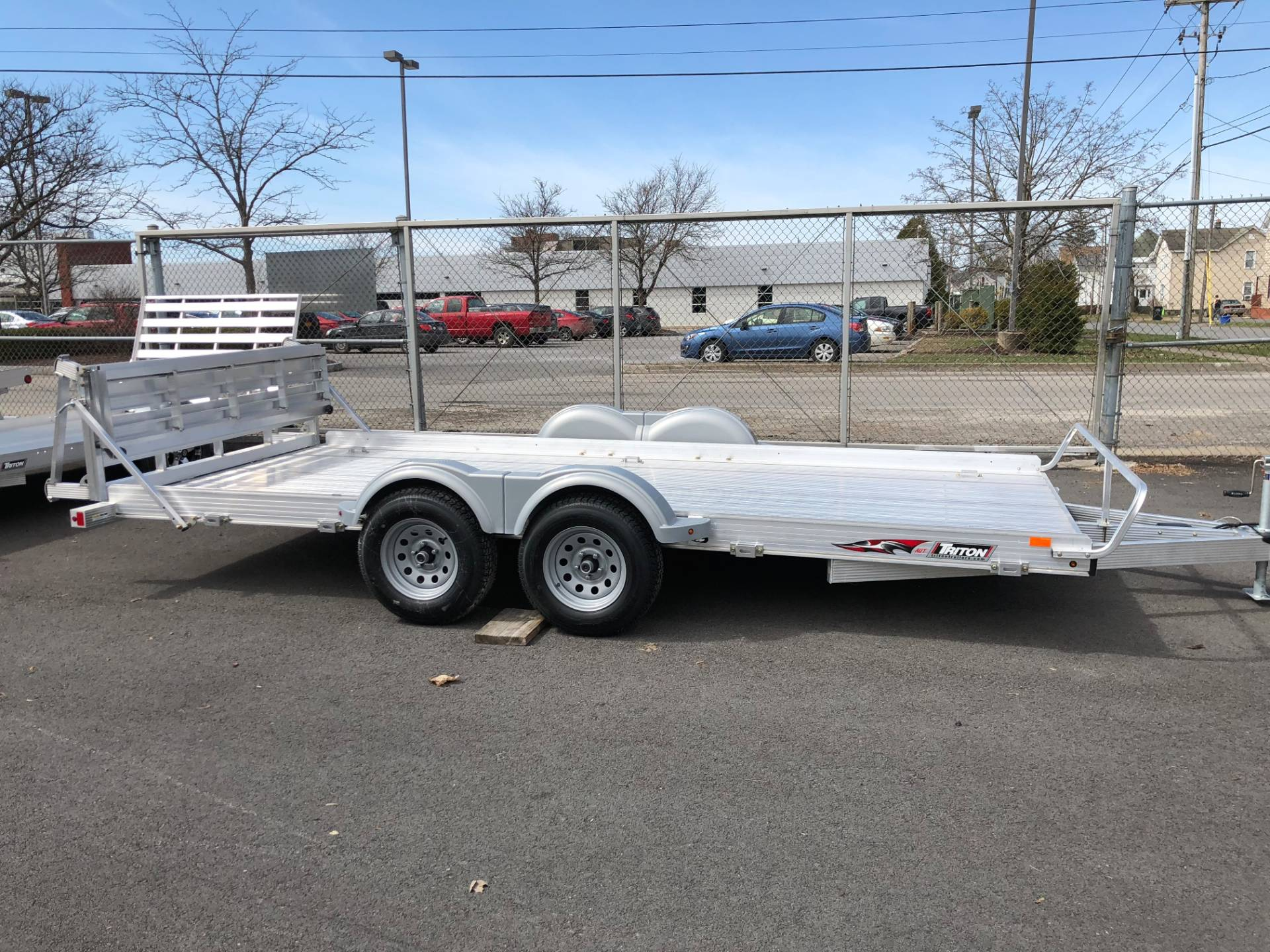 hight resolution of 2018 triton trailers aut1682 in herkimer new york photo 1
