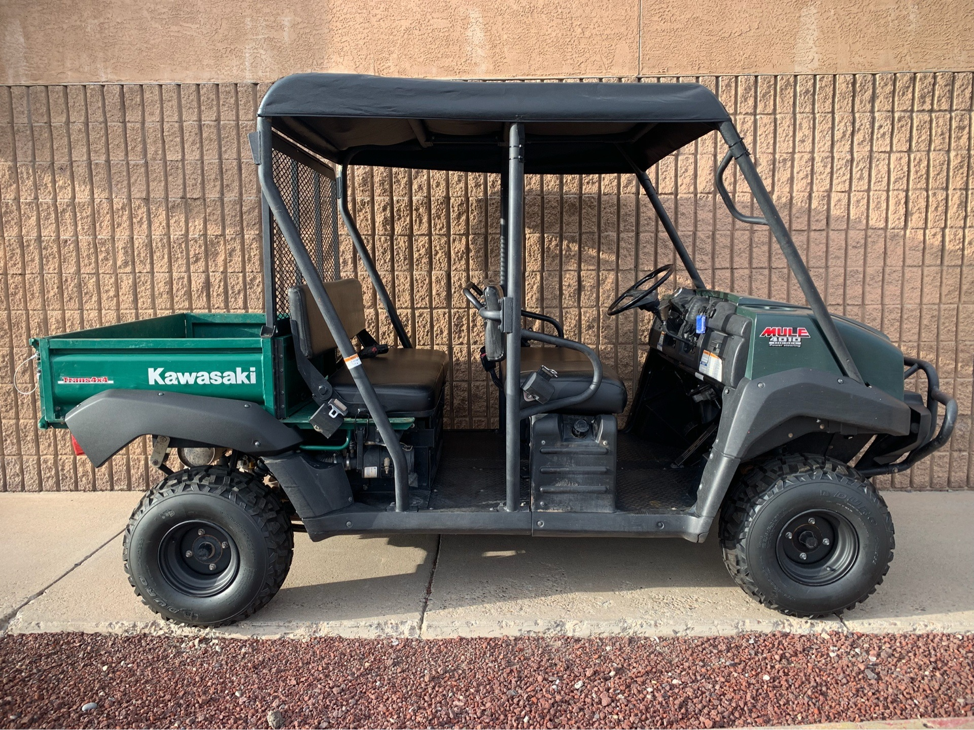 hight resolution of 2010 kawasaki mule 4010 trans4x4 diesel in albuquerque new mexico