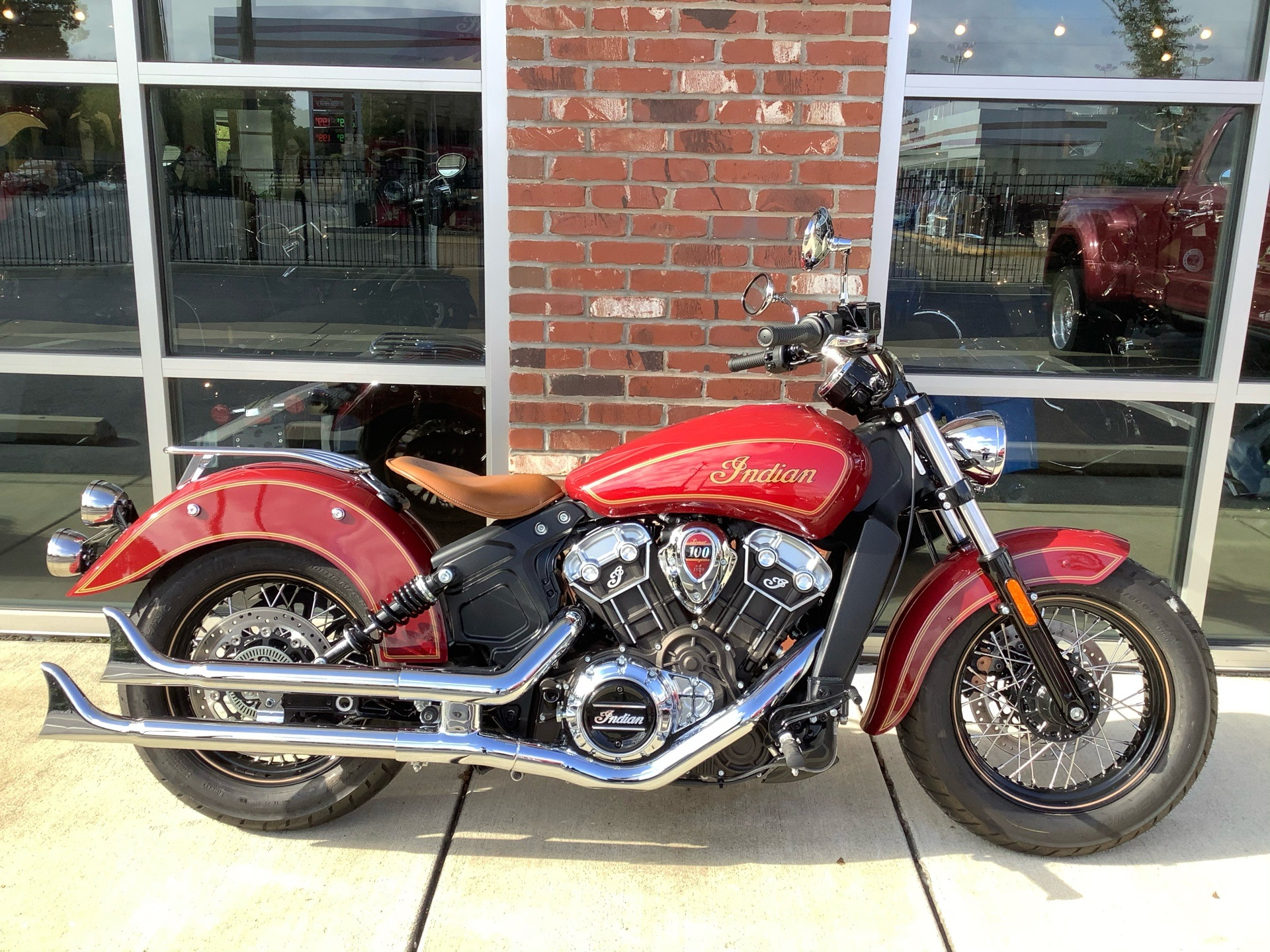 2020 indian scout 100th anniversary in newport news virginia