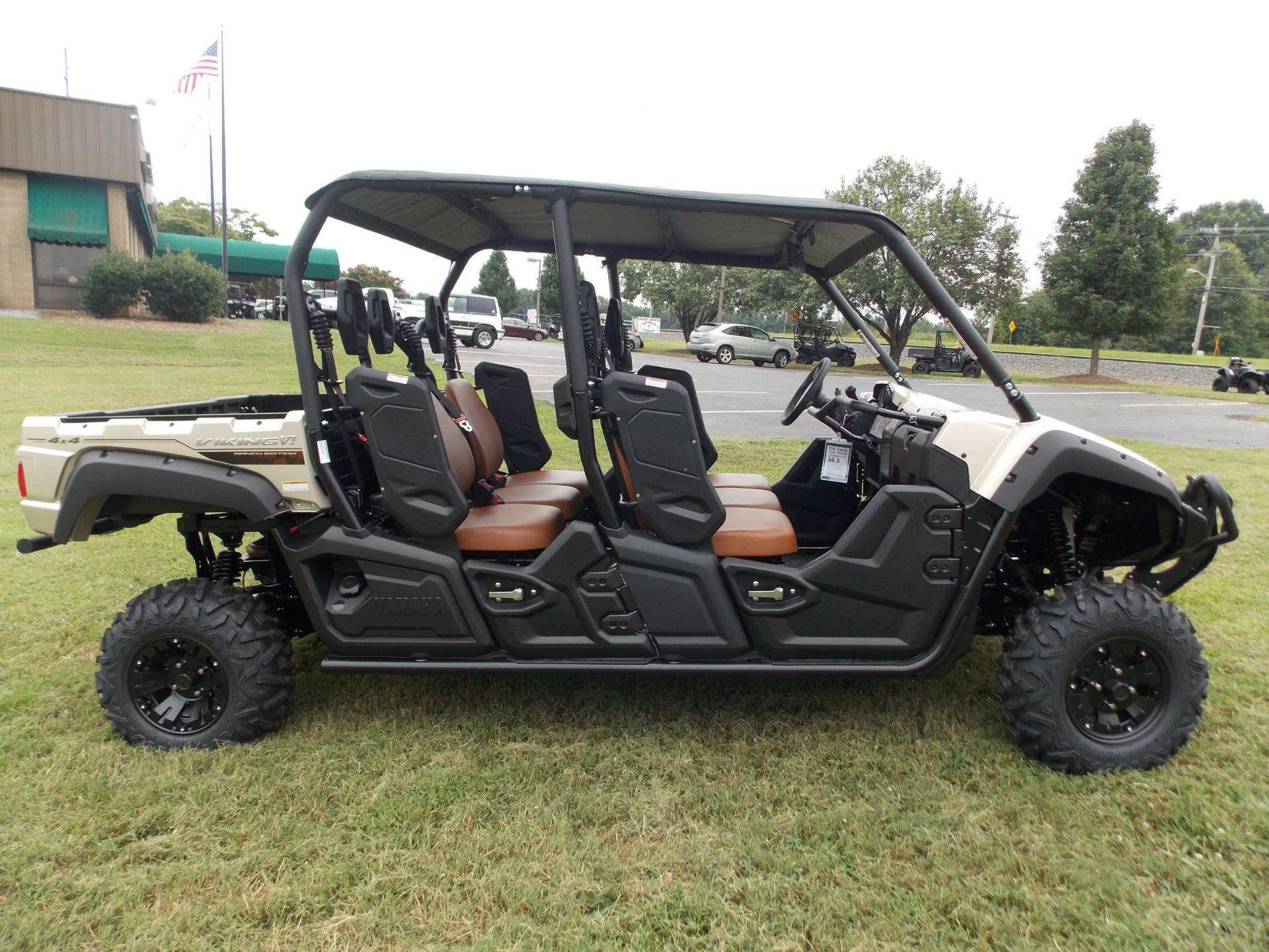 hight resolution of 2018 yamaha viking vi eps ranch edition in statesville north carolina