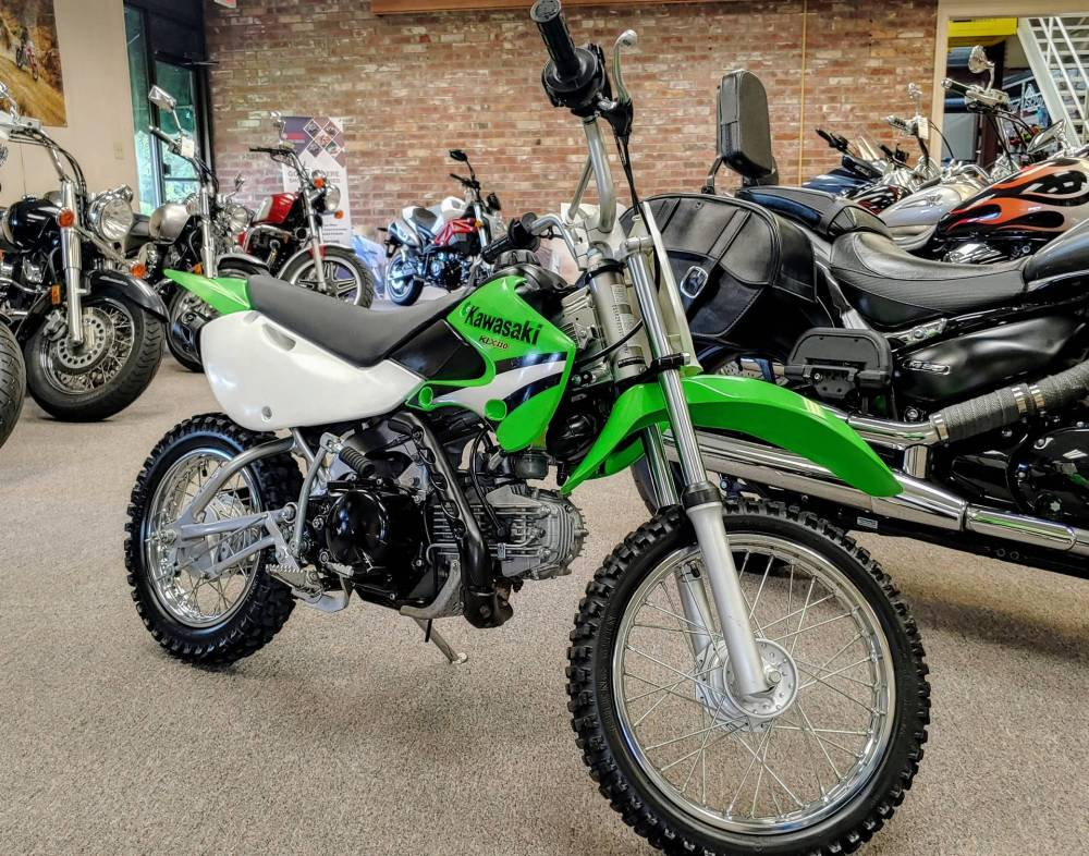 medium resolution of 2005 kawasaki klx110 in statesville north carolina photo 1