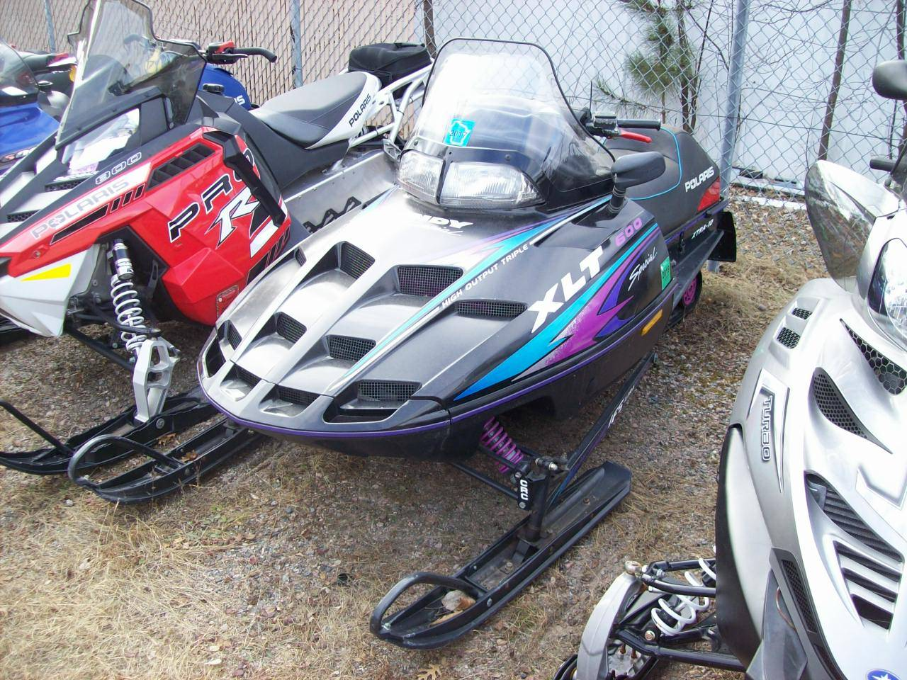 hight resolution of 1998 polaris indy 600 xlt special in wisconsin rapids wisconsin