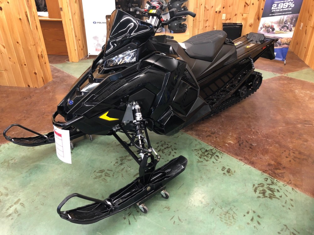 medium resolution of 2019 polaris 800 switchback assault 144 snowcheck select in park rapids minnesota