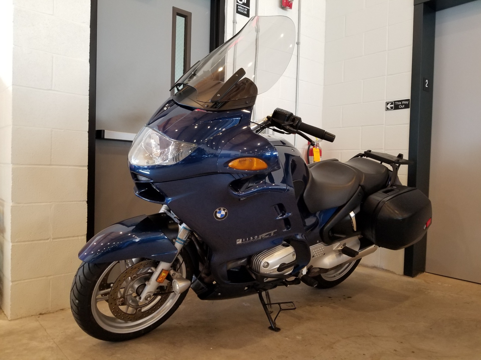 hight resolution of 2004 bmw r 1150 rt abs in port clinton pennsylvania photo 5