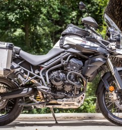 2014 triumph tiger 800 xc abs in mobile alabama photo 6 [ 1500 x 995 Pixel ]