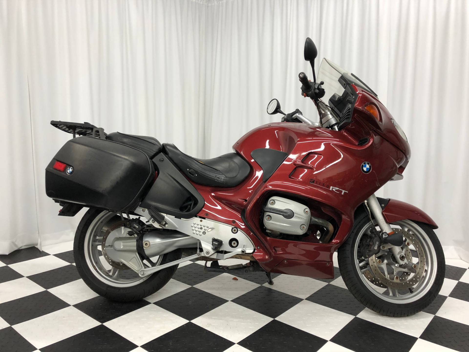 hight resolution of 2004 bmw r 1150 rt abs in greenville south carolina