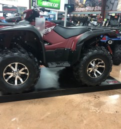 2019 yamaha grizzly eps in evansville indiana photo 1 [ 1920 x 1440 Pixel ]