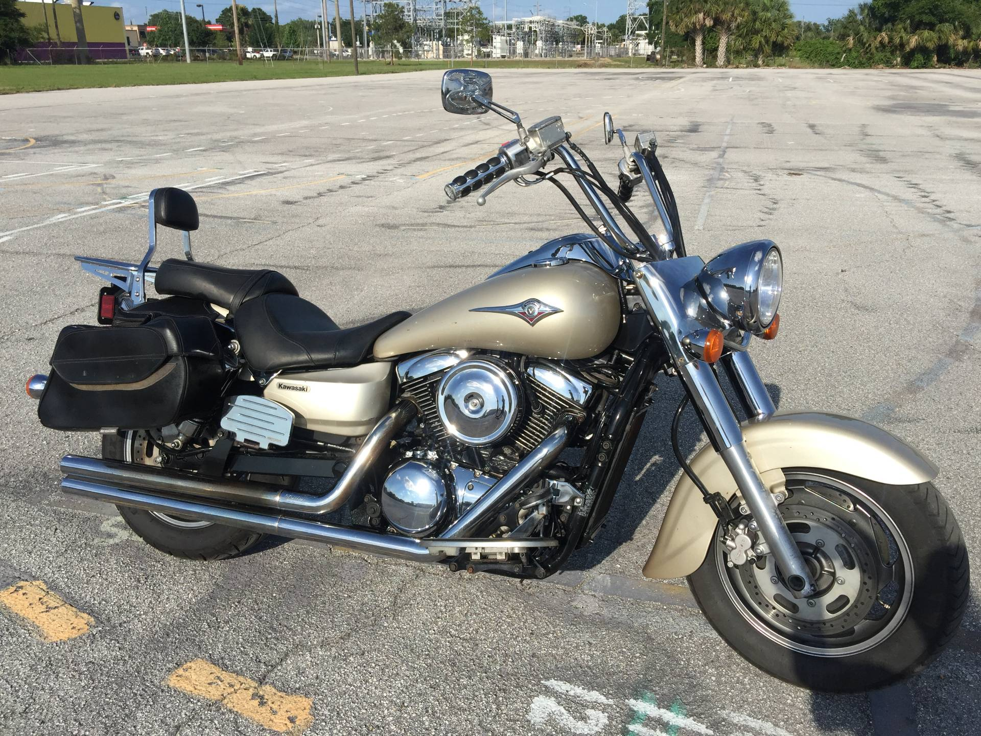 hight resolution of 2005 kawasaki vulcan 1600 classic in eustis florida photo 1