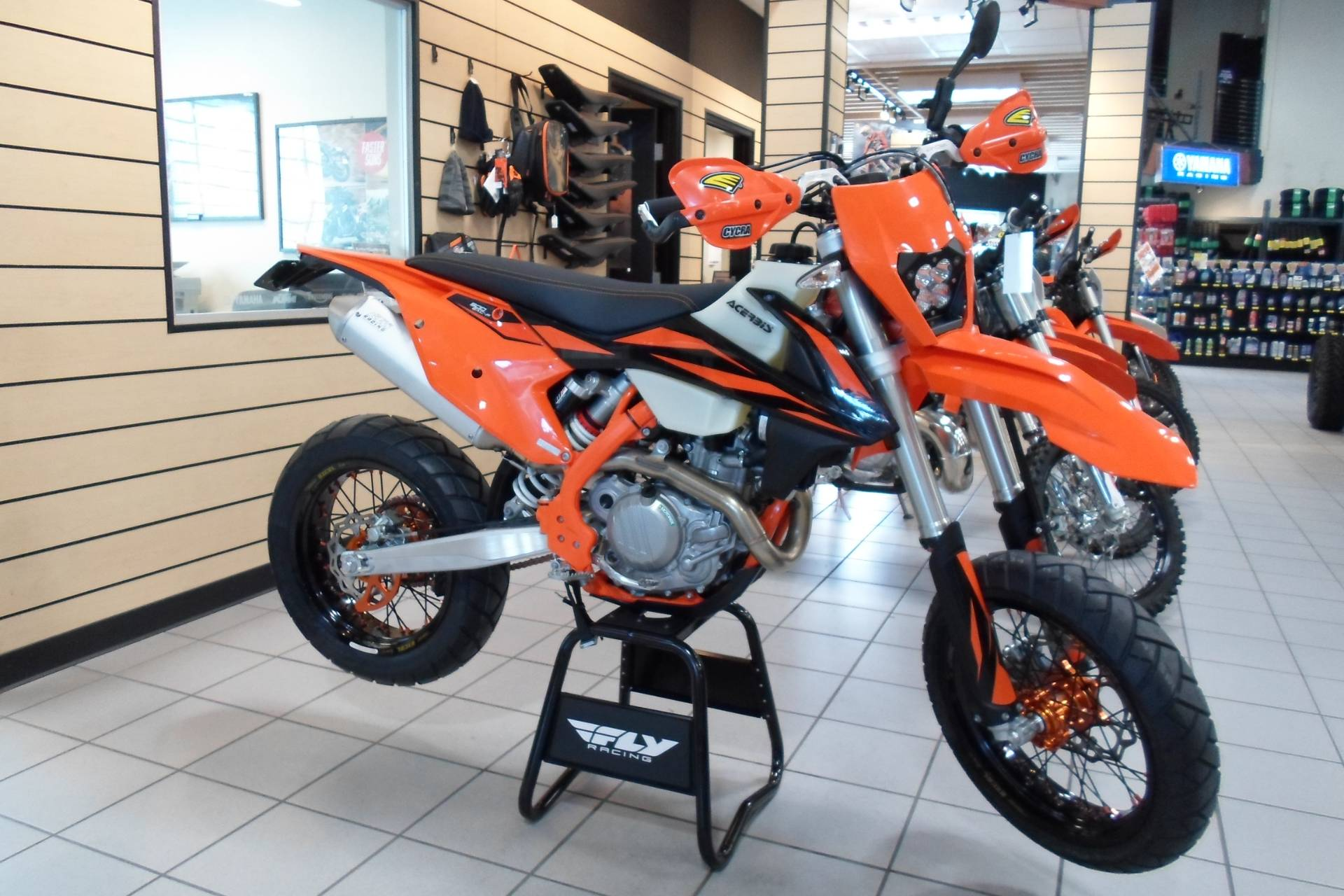 hight resolution of 2019 ktm 500 exc f in san marcos california photo 1