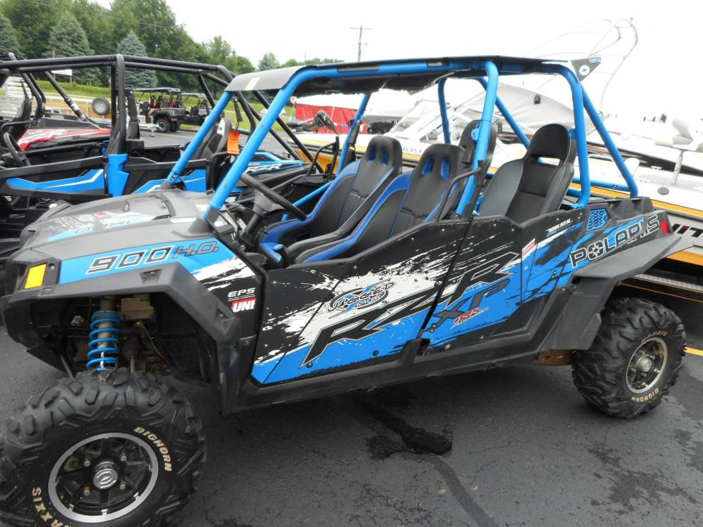 medium resolution of 2013 polaris rzr xp 900 h o jagged x edition in belvidere illinois