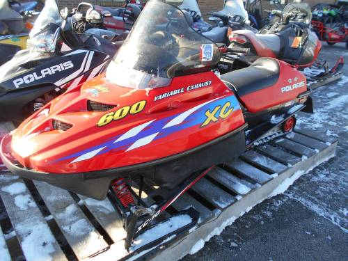 small resolution of 2000 polaris indy 600 xc sp in belvidere illinois photo 2