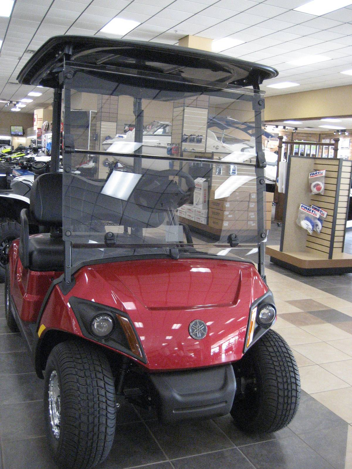 yamaha golf carts oklahoma 6 lead placement for telemetry new 2019 the drive2 fleet ac in