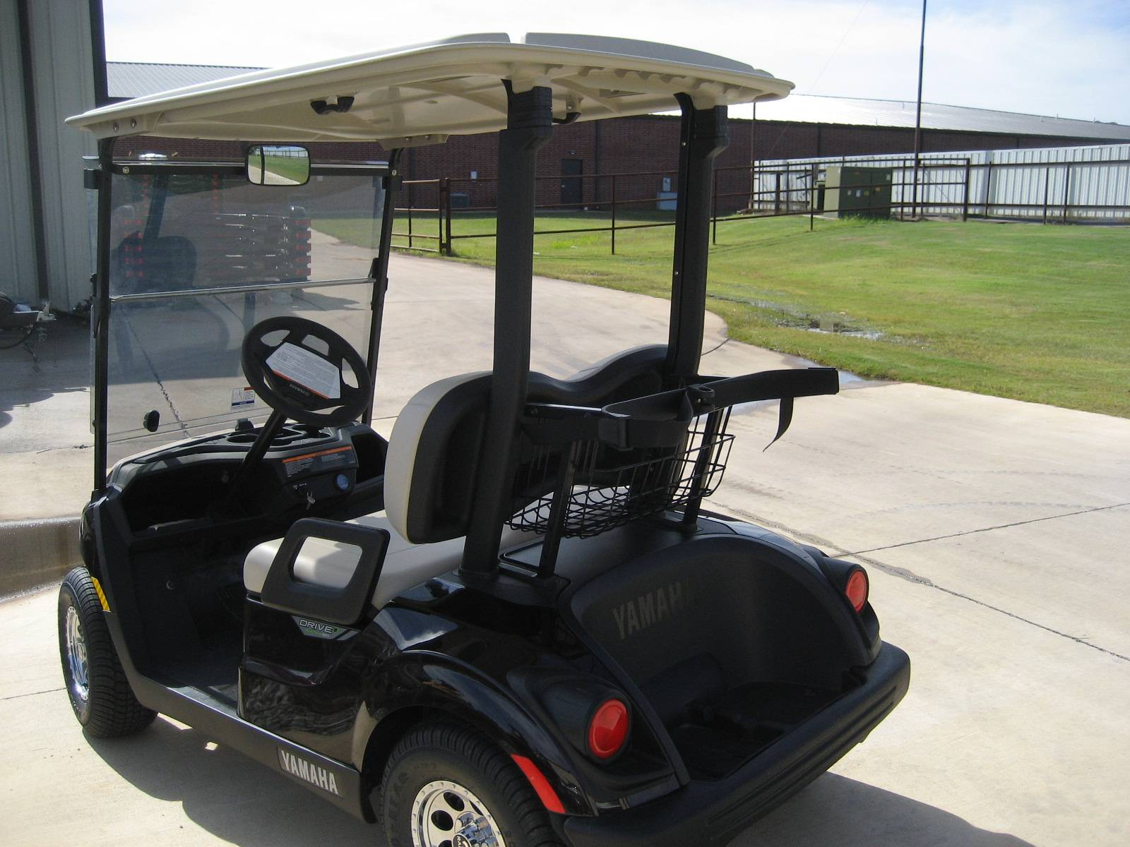 yamaha golf carts oklahoma wiring diagram for motorcycle blinkers new 2019 the drive2 fleet gas efi in