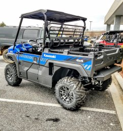 2019 kawasaki mule pro fxr in hickory north carolina photo 8 [ 1920 x 1920 Pixel ]