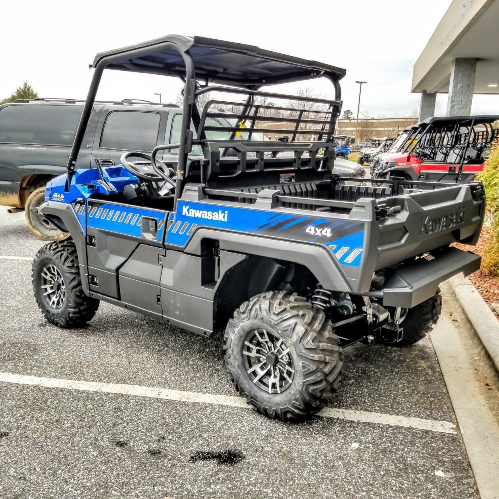 medium resolution of 2019 kawasaki mule pro fxr in hickory north carolina photo 8
