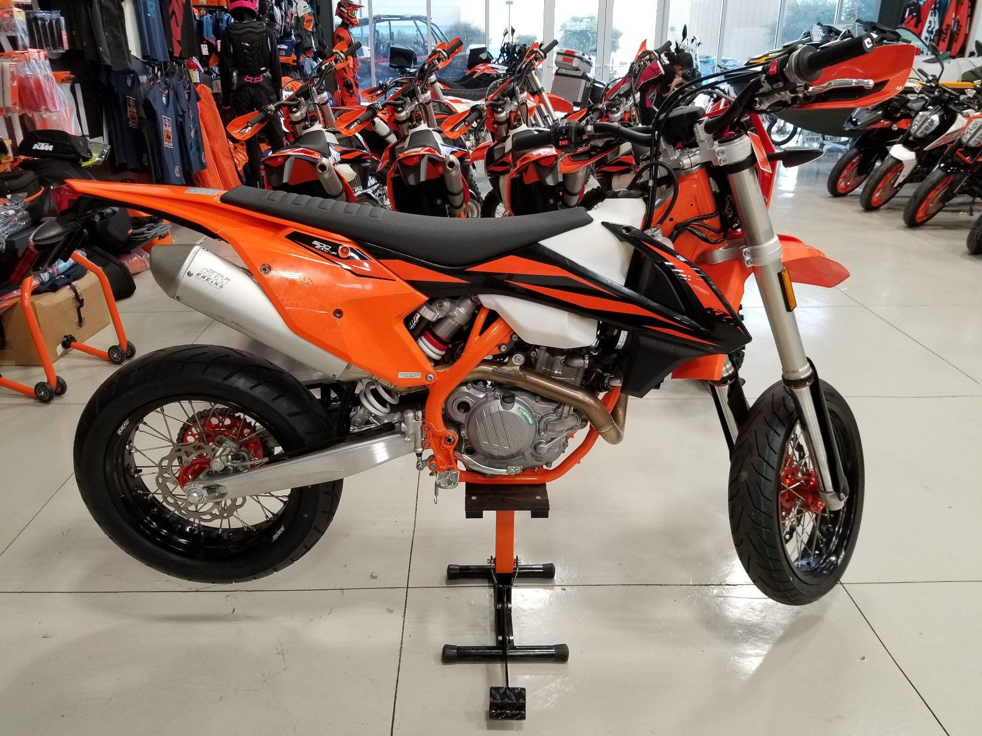 hight resolution of 2019 ktm 500 exc f in laredo texas photo 1