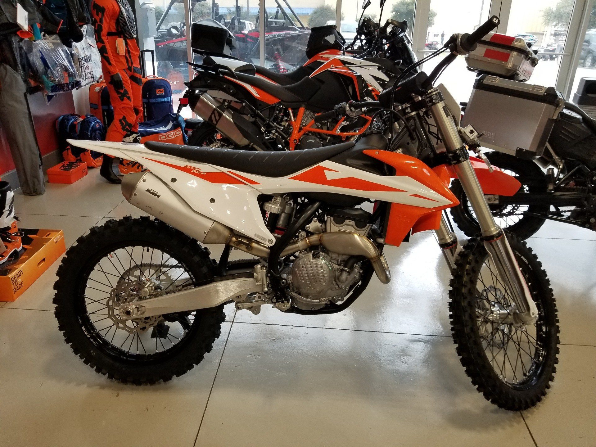 hight resolution of 2019 ktm 250 sx f in laredo texas photo 1