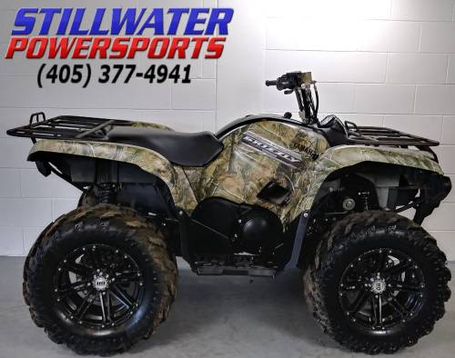 small resolution of 2013 yamaha grizzly 700 fi auto 4x4 eps in stillwater oklahoma photo 1