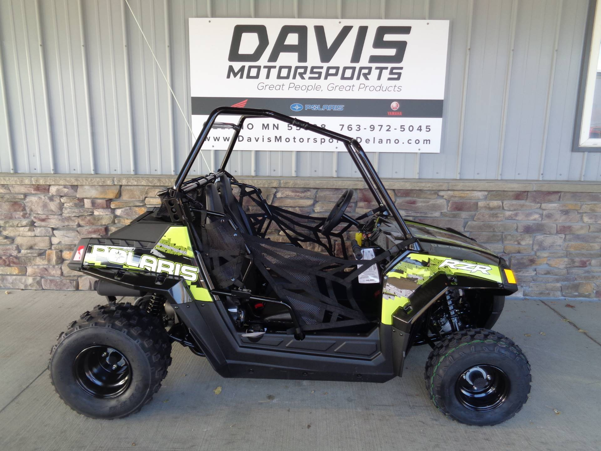 hight resolution of 2019 polaris rzr 170 efi in delano minnesota photo 1