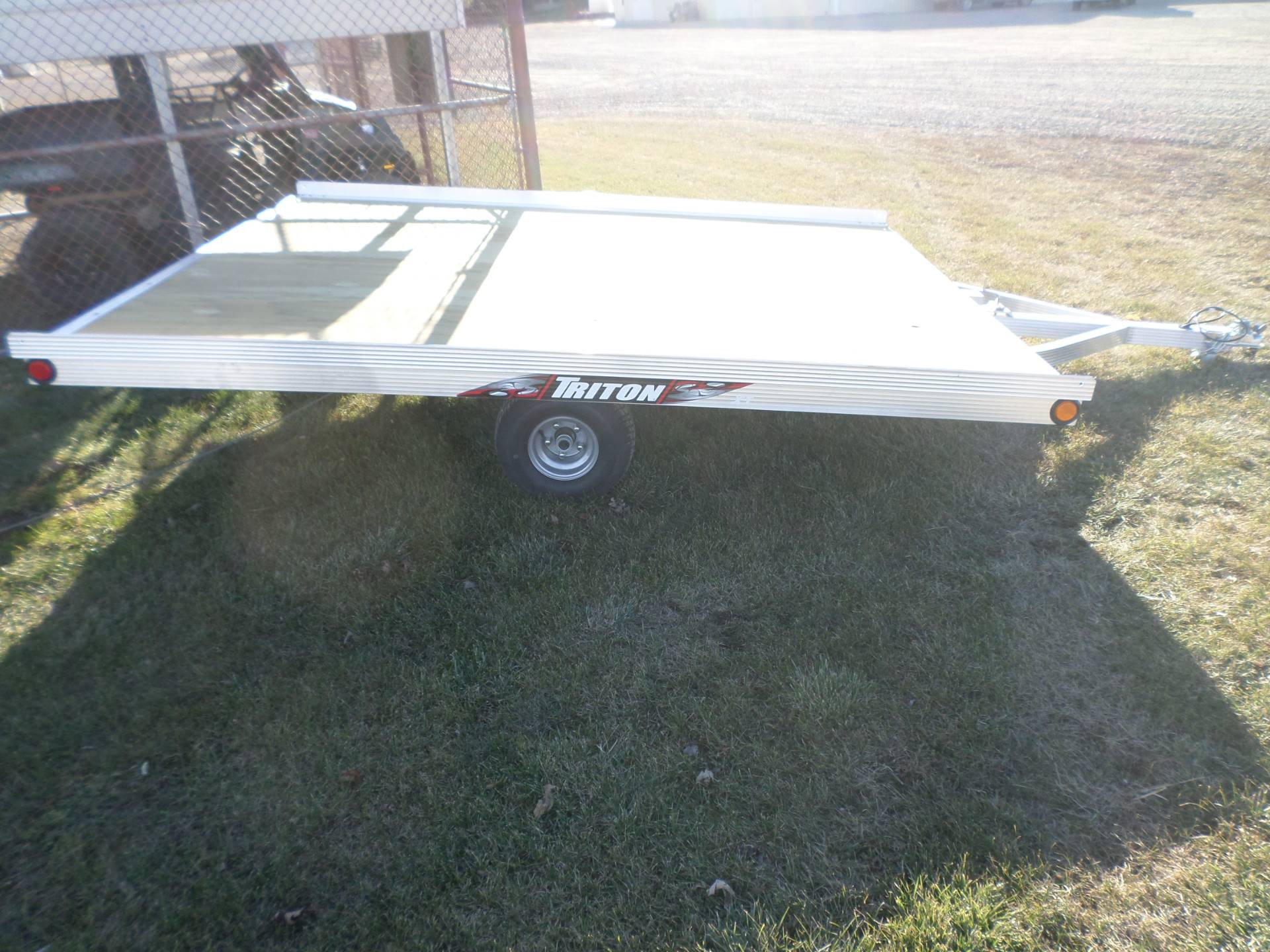 hight resolution of 2018 triton trailers xt10 101 in lake mills iowa photo 2