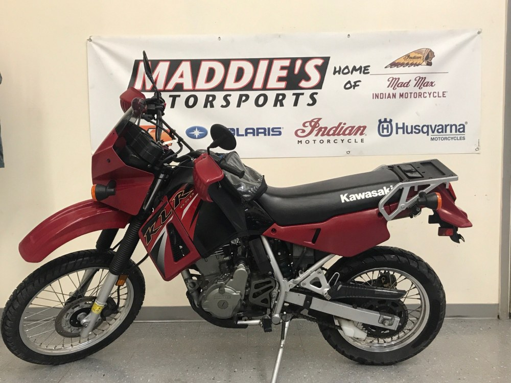 medium resolution of 2005 kawasaki klr650 in farmington new york photo 1