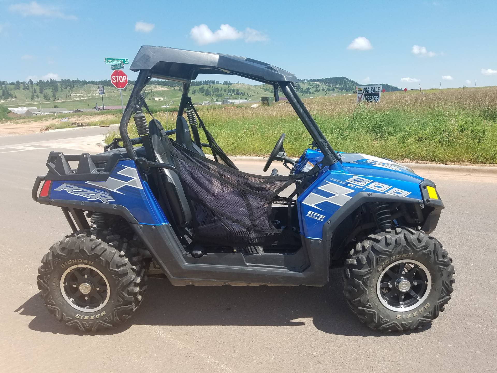 hight resolution of 2013 polaris rzr 800 eps le in rapid city south dakota