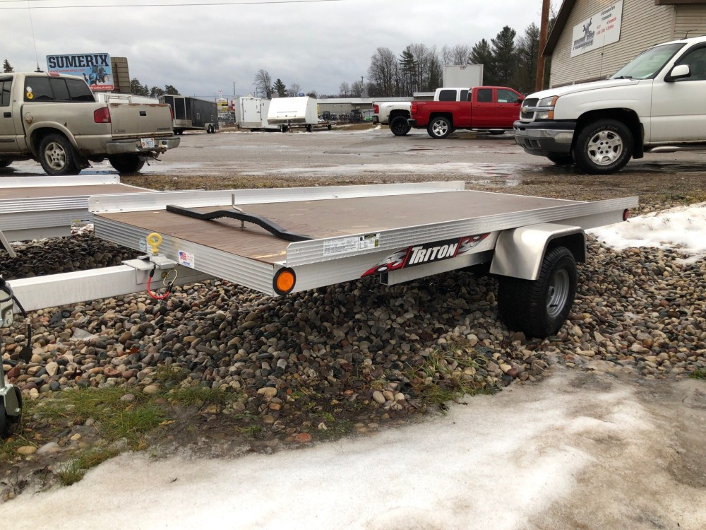 medium resolution of 2018 triton trailers xt4 5 in gaylord michigan photo 1