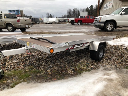 small resolution of 2018 triton trailers xt4 5 in gaylord michigan photo 1