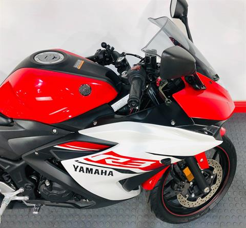 Used 2015 Yamaha YZF-R3 Motorcycles in Pinellas Park. FL