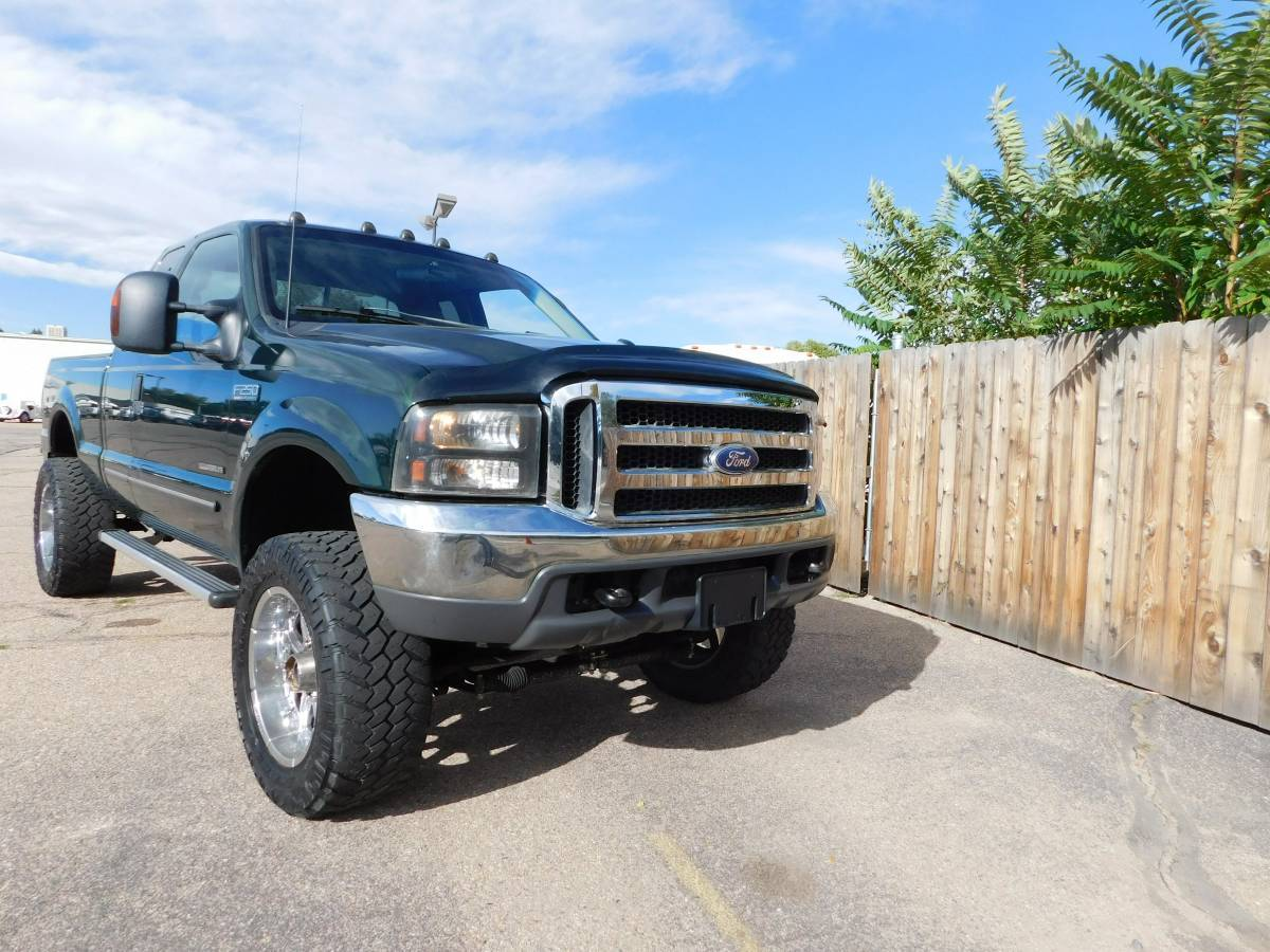 hight resolution of 2000 ford f250 f 250 lariat in loveland colorado photo 1